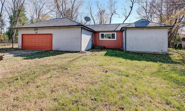 3203 Vincz Drive, Indianapolis, IN 46228 (MLS #21752032) :: Ferris Property Group
