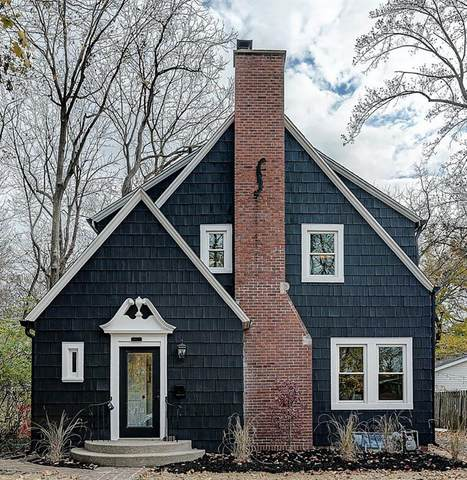4425 Central Avenue, Indianapolis, IN 46205 (MLS #21752034) :: Richwine Elite Group