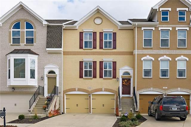 663 Greenford Trail N, Carmel, IN 46032 (MLS #21752039) :: The ORR Home Selling Team