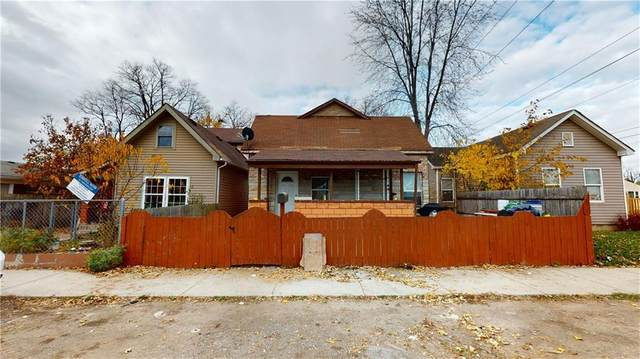1706 Draper Street, Indianapolis, IN 46203 (MLS #21752040) :: AR/haus Group Realty