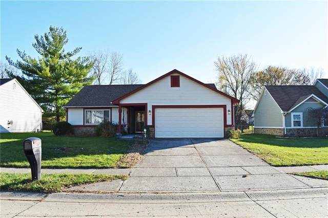 6355 Muirfield Way, Indianapolis, IN 46237 (MLS #21752049) :: The ORR Home Selling Team