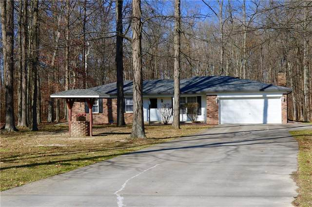 3020 W Offield Monument Road, Crawfordsville, IN 47933 (MLS #21752066) :: The ORR Home Selling Team