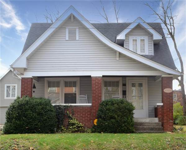 5801 E New York Street, Indianapolis, IN 46219 (MLS #21752068) :: The ORR Home Selling Team