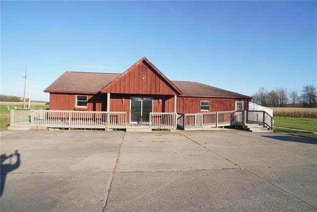 26130 State Road 46 W, Batesville, IN 47006 (MLS #21752085) :: The Evelo Team