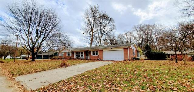 3331 Catalpa Avenue, Indianapolis, IN 46228 (MLS #21752089) :: The ORR Home Selling Team