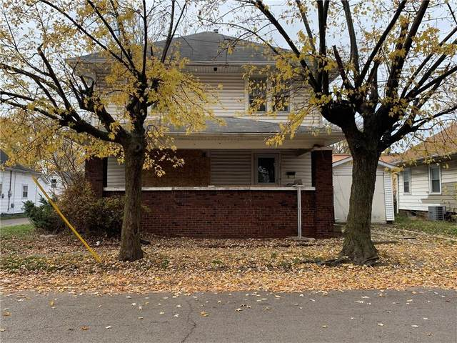 16 S Harris Avenue, Indianapolis, IN 46222 (MLS #21752096) :: AR/haus Group Realty