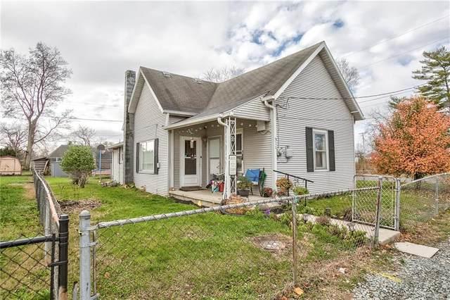 311 Walnut Street, Noblesville, IN 46060 (MLS #21752123) :: Richwine Elite Group