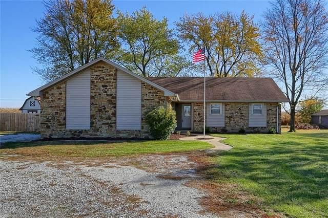 2837 N Centerline Road, Franklin, IN 46131 (MLS #21752131) :: The ORR Home Selling Team