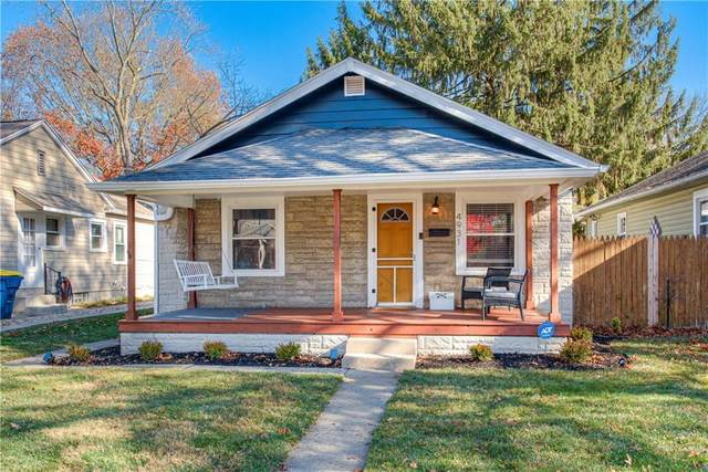 4931 Norwaldo Avenue, Indianapolis, IN 46205 (MLS #21752132) :: The Evelo Team