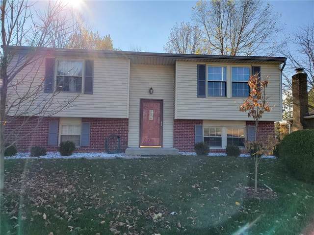 3627 Ivory Way, Indianapolis, IN 46227 (MLS #21752135) :: The ORR Home Selling Team