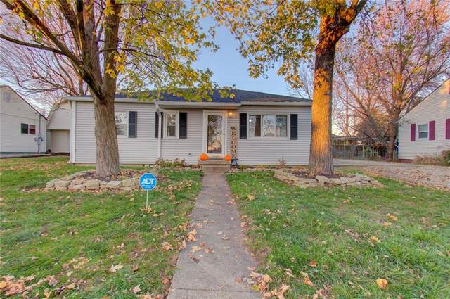 640 Maplecrest Drive, Whiteland, IN 46184 (MLS #21752145) :: The ORR Home Selling Team