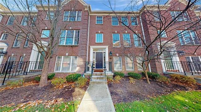 8659 Meridian Square Drive, Indianapolis, IN 46240 (MLS #21752146) :: Richwine Elite Group