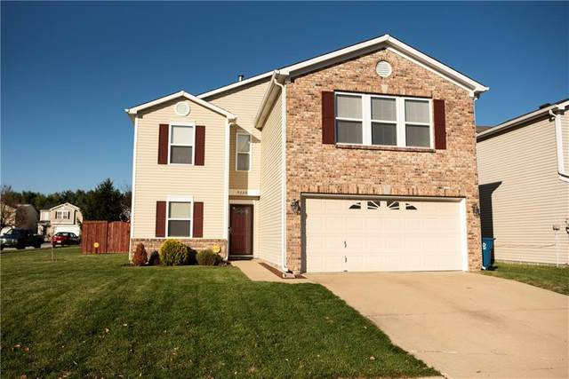 9220 Wandflower Drive, Indianapolis, IN 46231 (MLS #21752148) :: Realty ONE Group Dream
