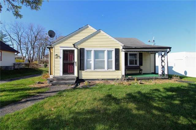 74 S Kitley Avenue, Indianapolis, IN 46219 (MLS #21752172) :: The Evelo Team