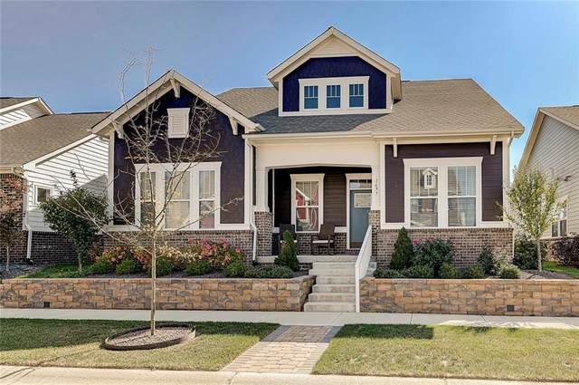 1697 Rossmay Drive, Westfield, IN 46074 (MLS #21752179) :: Ferris Property Group