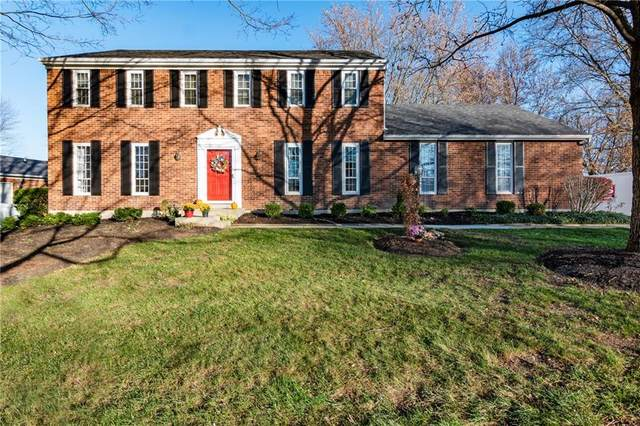 8313 Scarsdale Court, Indianapolis, IN 46256 (MLS #21752180) :: The ORR Home Selling Team
