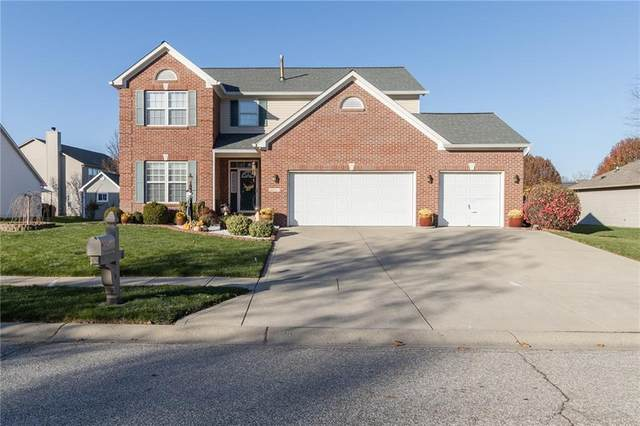 8312 Hunters Meadow Court, Indianapolis, IN 46259 (MLS #21752219) :: Mike Price Realty Team - RE/MAX Centerstone