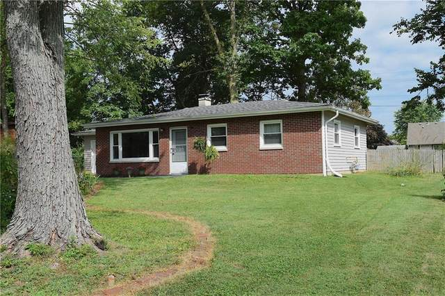 8540 Maurice Drive, Indianapolis, IN 46234 (MLS #21752224) :: The ORR Home Selling Team