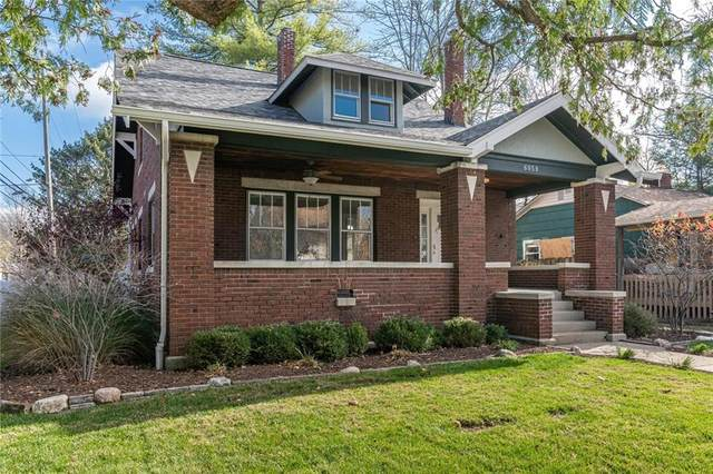 6059 Carrollton Avenue, Indianapolis, IN 46220 (MLS #21752230) :: Mike Price Realty Team - RE/MAX Centerstone