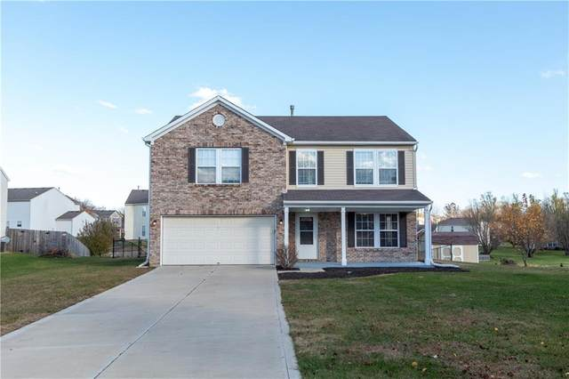 719 Edgewood Court, Danville, IN 46122 (MLS #21752233) :: Heard Real Estate Team | eXp Realty, LLC