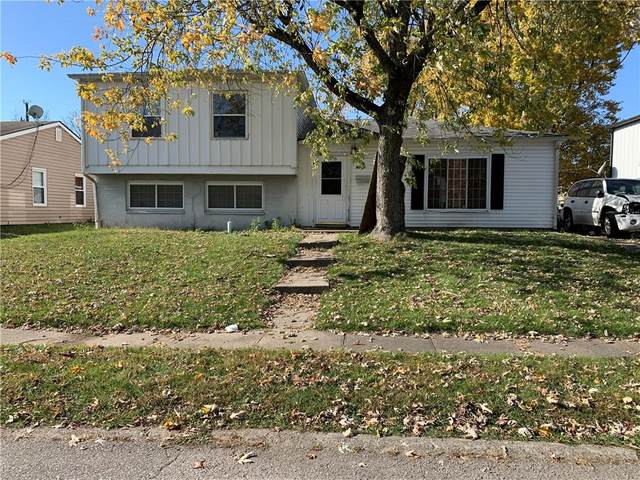 4468 Barnor Drive, Indianapolis, IN 46226 (MLS #21752240) :: Anthony Robinson & AMR Real Estate Group LLC