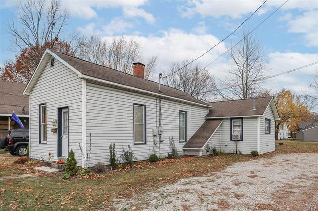 750 W Jefferson Street, Franklin, IN 46131 (MLS #21752242) :: Ferris Property Group