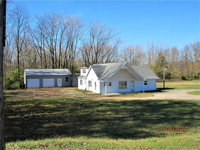 7501 S River Road, Daleville, IN 47334 (MLS #21752243) :: The ORR Home Selling Team