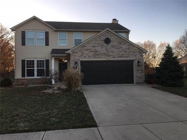 1536 Stanford Drive, Avon, IN 46123 (MLS #21752245) :: AR/haus Group Realty