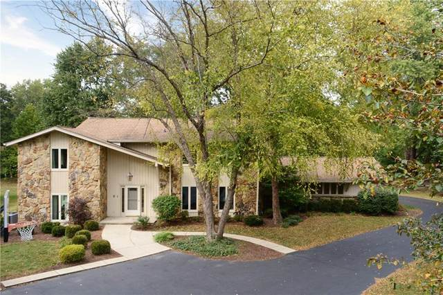 3840 Circle Drive, Indianapolis, IN 46220 (MLS #21752254) :: Richwine Elite Group