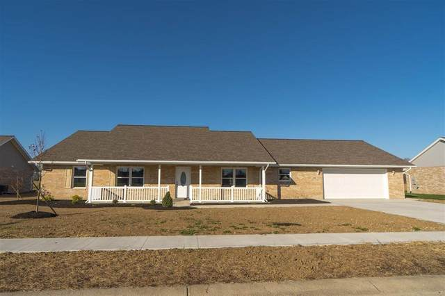 306 E Prestige Drive, Muncie, IN 47303 (MLS #21752258) :: AR/haus Group Realty