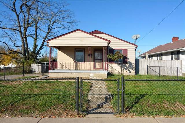 3830 E Fletcher Avenue, Indianapolis, IN 46203 (MLS #21752267) :: AR/haus Group Realty