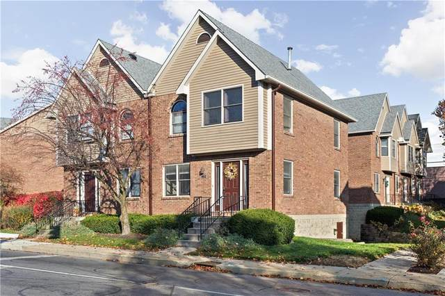 462 E 10th Street, Indianapolis, IN 46202 (MLS #21752282) :: Mike Price Realty Team - RE/MAX Centerstone