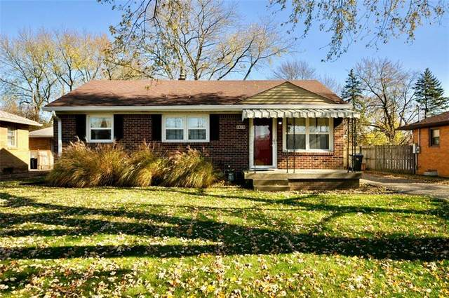 1619 N Coolidge Avenue, Indianapolis, IN 46219 (MLS #21752294) :: The ORR Home Selling Team