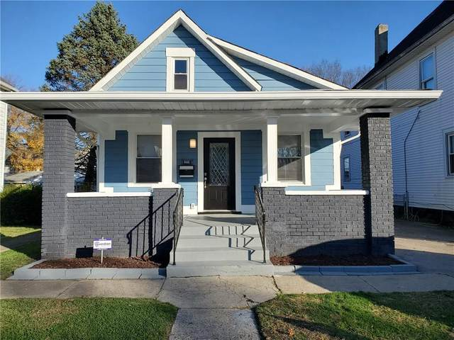 3441 N Capitol Avenue N, Indianapolis, IN 46208 (MLS #21752296) :: AR/haus Group Realty