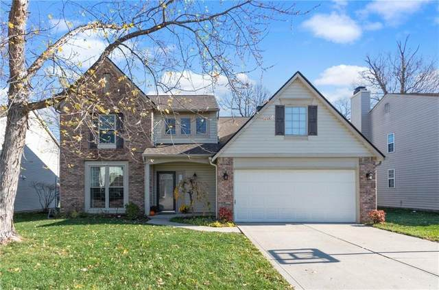 6123 Liverpool Lane, Indianapolis, IN 46236 (MLS #21752298) :: The ORR Home Selling Team