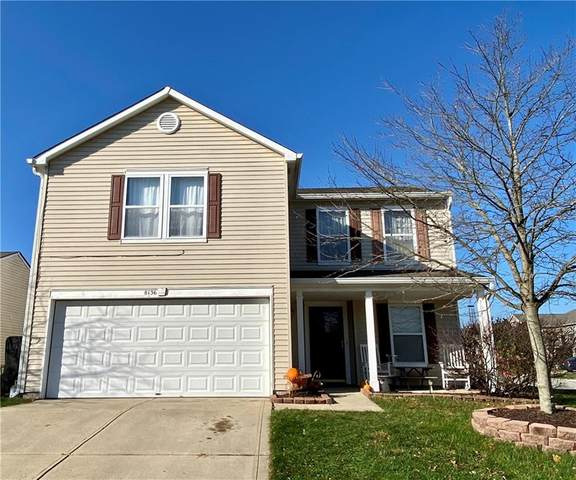 8136 Gathering Circle, Indianapolis, IN 46259 (MLS #21752301) :: The ORR Home Selling Team