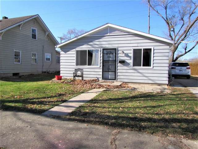 207 Dunn Avenue, Crawfordsville, IN 47933 (MLS #21752303) :: The Indy Property Source