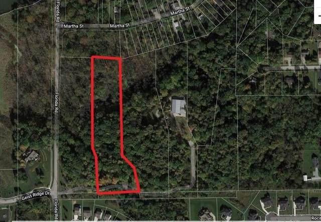 0020 Geist Forest Lane, Fortville, IN 46040 (MLS #21752327) :: The Evelo Team