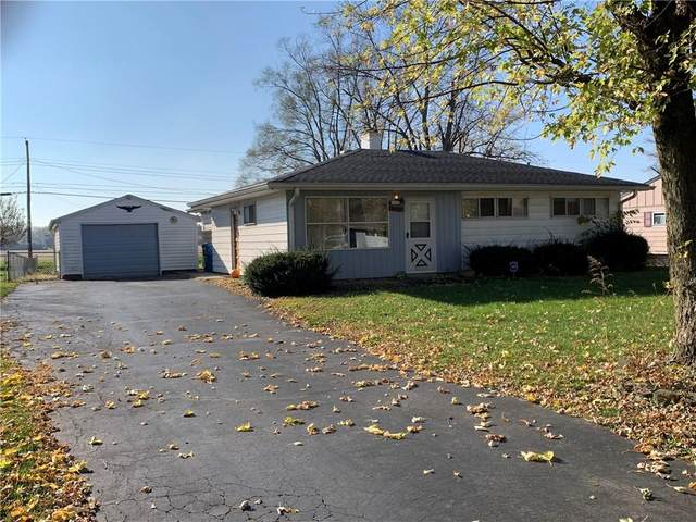 4041 Standish Drive, Indianapolis, IN 46221 (MLS #21752336) :: Richwine Elite Group