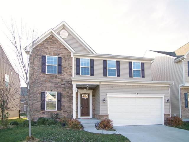 774 Reunion Lane, Greenwood, IN 46143 (MLS #21752339) :: The ORR Home Selling Team