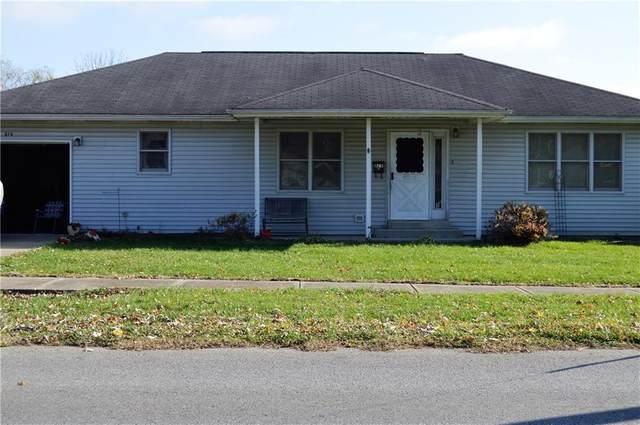 879 S Ohio Street, Martinsville, IN 46151 (MLS #21752341) :: Dean Wagner Realtors