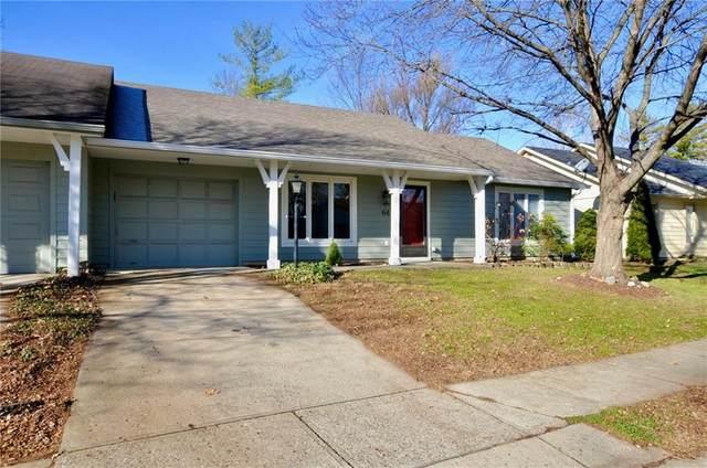 64 Woodacre Drive, Carmel, IN 46032 (MLS #21752349) :: Ferris Property Group