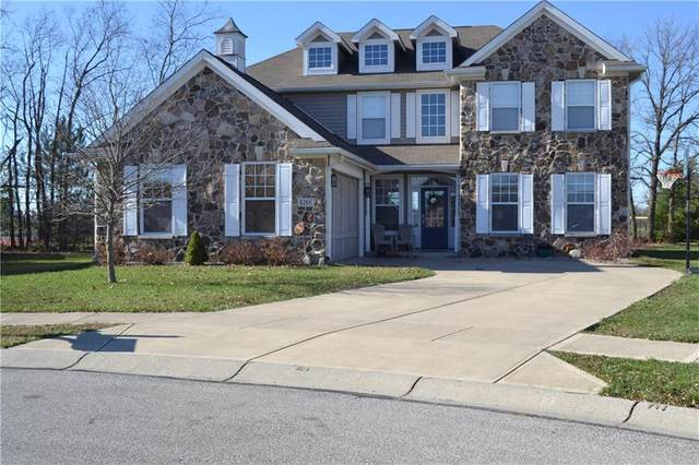 8266 Shute Circle, Avon, IN 46123 (MLS #21752369) :: Heard Real Estate Team   eXp Realty, LLC
