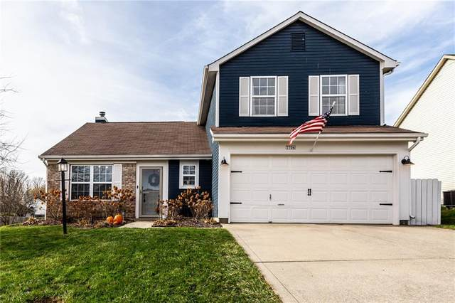 7706 High View Drive, Indianapolis, IN 46236 (MLS #21752371) :: Ferris Property Group