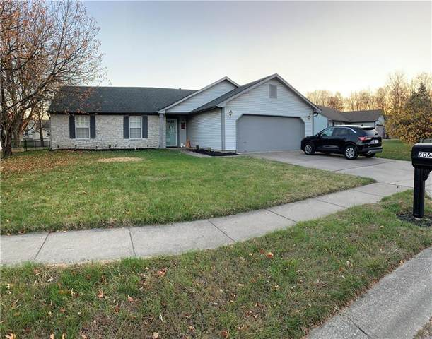 7068 Carrie Drive, Indianapolis, IN 46237 (MLS #21752378) :: The ORR Home Selling Team