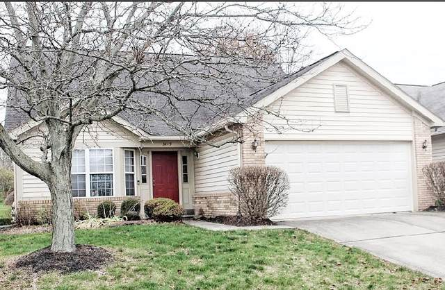 3415 Windham Lake Place, Indianapolis, IN 46214 (MLS #21752379) :: Richwine Elite Group
