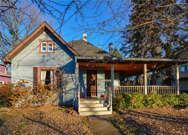 23 N Audubon Road, Indianapolis, IN 46219 (MLS #21752380) :: The ORR Home Selling Team