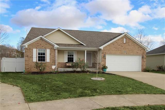 2323 Mcclennan Court N, Columbus, IN 47203 (MLS #21752389) :: Anthony Robinson & AMR Real Estate Group LLC