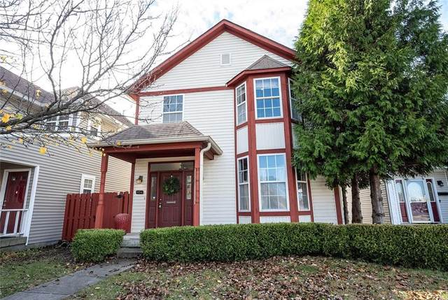 954 Camp Street, Indianapolis, IN 46202 (MLS #21752424) :: Mike Price Realty Team - RE/MAX Centerstone