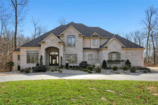4145 Whitetail Woods Drive, Bargersville, IN 46106 (MLS #21752438) :: Richwine Elite Group
